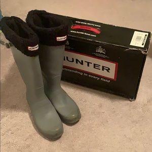 Women's Tall Hunter Boots